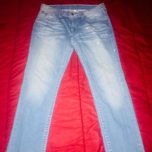 True Religon Skinny Jeans